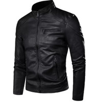jaket kulit domba jaket kulit asli warna coklat tua kualitas super