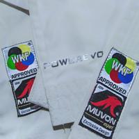 Baju karate KATA Muvon POWEREVO - WKF Approved
