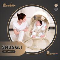 Cocolatte Swing Snuggli Premier / Ayunan Bayi Elektrik Snuggli - 08 Beige