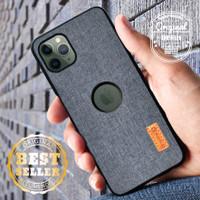 CASE NEW TIPE IPHONE XR / 11/ 11 PRO / 11 PRO MAX DENIM CASE EXPORIA