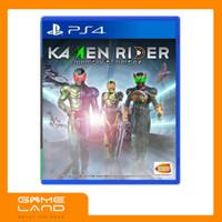 Kamen Rider: Memory of Heroez Region 3 - PS4