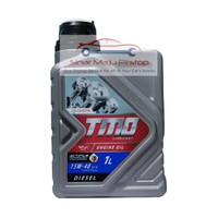 Toyota Motor Oil TMO DIESEL Synthetic 15W-40 CI-4 - Oli Mobil 1 Liter