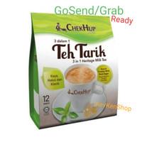 ChekHup 3in1 Teh Tarik Malaysia Chek Hup Milk Tea 12 sachet