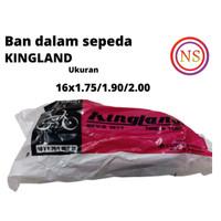 Ban dalam kingland/16 inch/ban dalam murah