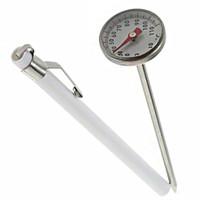 thermometer masak pengukur suhu panas air suhu minyak suhu cokelat