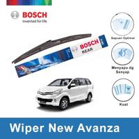 "Bosch Rear Wiper Kaca Belakang Mobil New Avanza Rock Lock 2 14"" H352"