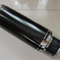 Muffler / Knalpot Mobil Altech Carbon Universal + Db killer