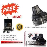 Catridge Artery Nugget GT Free Headset