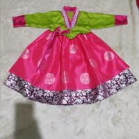 hanbok anak baju adat tradisional korea kostum costume oct03