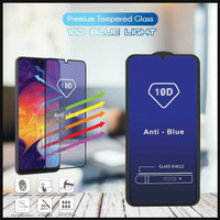 Tempered Glass Filter Anti Blue OPPO A92 2020 A1K A3S A7 A5S A12 F5 F7