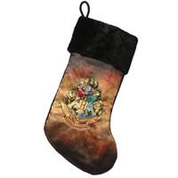 Harry Potter Hogwarts Crest 19 Big Sock  original