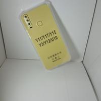 softcase bening Vivo Y11/Y12/Y15/Y17/anti crack bening/case jely