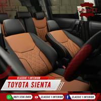 Kulit Jok Paten Mobil Toyota Sienta