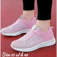 Sepatu Kets Running Wanita / Sepatu Sneakers / Fashion