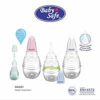 PERA393 SEDOT INGUS BABY SAFE NASAL ASPIRATOR NAS01