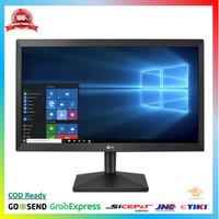 Monitor LED LG 20 inchi 20MK400A-B PC dan laptop VGA