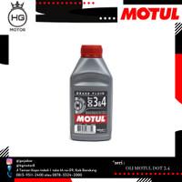 MOTUL BRAKE FLUID DOT 3&4 500 ML MINYAK REM UNTUK MOBIL DAN MOTOR
