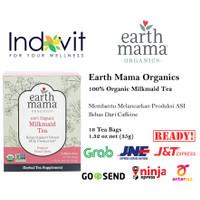 Earth Mama Organic Milkmaid Tea 16 TeaBags Lancarkan ASI Ibu Menyusui