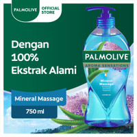 Palmolive Sabun Mandi Aroma Sensations Mineral Massage 750ml