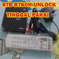 STB ZTE ZXV10 B760H SUDAH UNLOCK DAN FULL ROOT