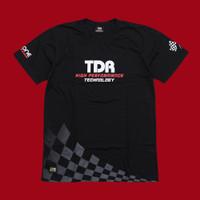 2TAK - TDR Black T-shirt