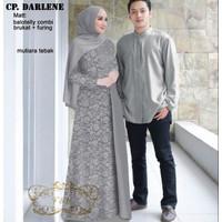 Set Couple Maxy Dress Darlene - Baju pasangan murah - baju couple