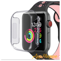Apple Watch Series 6 5 4 Case iWatch FRONT HARD COVER Bumper 44/40mm