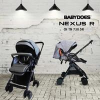 STROLLER BABY DOES NEXUS R CH-TN 730 SH / KERETA DORONG BAYI