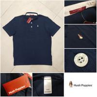 Kaos Hush Puppies Basic Polo Shirt Original