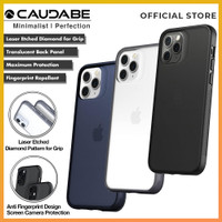 Original Caudabe Synthesis Case iPhone 12 Pro Max 12 Pro 12 Mini Soft
