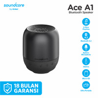Soundcore Ace A1 Portable Bluetooth Speaker Black A3151011