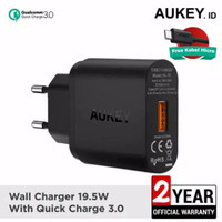 Aukey charger PA-T9 ( fast charging QC 3.0)