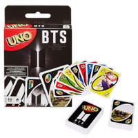 Mainan Kartu Uno KPOP BTS BT21 - Uno Card