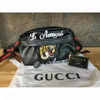 Waistbag Gucci Tiger Leather