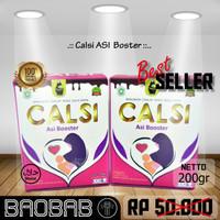 Calsi ASI Boster | Susu Untuk Memperbanyak Volume ASI - 200 gr