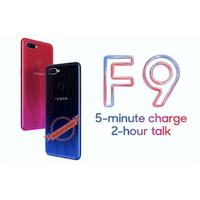 OPPO F9 6/64 GB - 6/64, Ungu