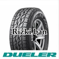 Ban Luar Bridgestone 265/60 R18 Dueler D697 (New)