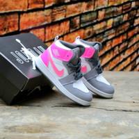 sepatu anak perempuan Nike Air Jordan BackPink Premium Import