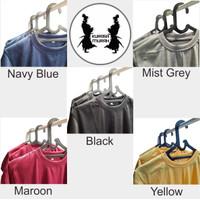 Baju Kaos Polos Oblong Pria Wanita / Baju Kaos Santai Size L