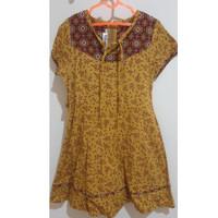 dress batik anak/baju batik anak/batik keris anak