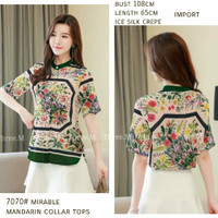 Baju Atasan Wanita Terbaru 2020 IMPORT Mirable 7070 Fit to XL