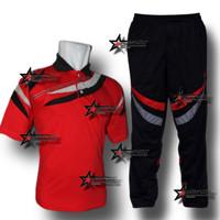 Stelan Kaos Olahraga/Stelan Baju Olahraga/Stelan Trening Olahraga