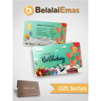 Emas Logam Mulia LM Antam 0,5 gram Gift Series - Happy Birthday