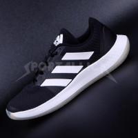 Sepatu Badminton / Indoor Court Shoes Adidas Force Bounce - Black