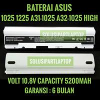 BATERAI ASUS 1025 1225 A31-1025 A32-1025 HIGH WHITE