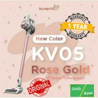 Kurumi KV-05 Rose Gold Cordless Stick Vacuum Cleaner / Kv05 Rosegold