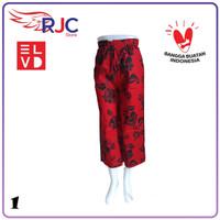 Celana Panjang Kulot Katun | ALL SIZE | ELVD | Pt 1 - 001