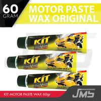 Pengkilap Cat Body KIT / KIT Odol / KIT Motor Paste Wax Original 60gr