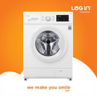 LG MESIN CUCI FRONT LOAD FM1208N3W [8KG]