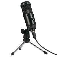 Condenser K669B Microphone Cardioid Studio Audio Recording Podcast